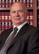 Portrait of Justice Kerr